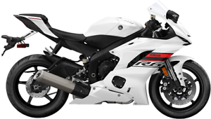 2019 Yamaha YZF-R6 - FO-YZFR6AKW - Free Delivery in GTA**