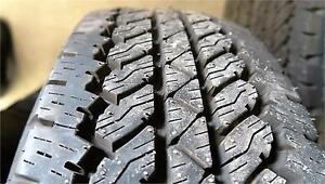Bridgestone Dueler A/T Light Truck Tire LT265/70R17 100% TREAD!