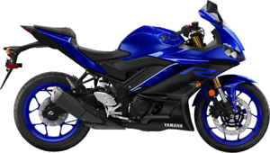 2019 Yamaha YZF-R3 - FO-YZFR3AKL - Free Delivery in GTA**