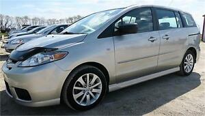 2006 Mazda Mazda5 GS, Only 117,312 km!