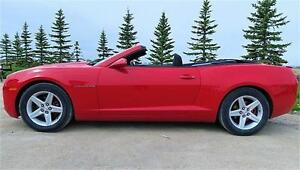 2012 Chevrolet Camaro 1LT Convertible- NO GST! On Consignment