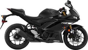 2019 Yamaha YZF-R3 - FO-YZFR3AKB - Free Delivery in GTA**