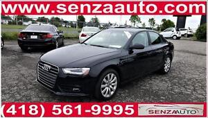 2013 AUDI A4 QUATTRO  2.0T  JAMAIS ACCIDENTEE