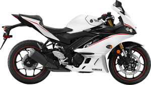 2019 Yamaha YZF-R3 - FO-YZFR3AKW - Free Delivery in GTA**