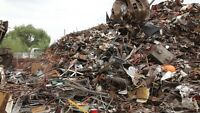 Free Metal scraps, electronics and air conditioner Removal