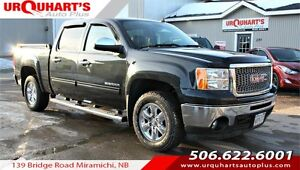 2012 GMC Sierra 1500 SLT! CREW CAB! LOADED! LOW KMS!