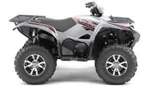 YAMAHA GRIZZLY EPS SE LE 2018 DEMO