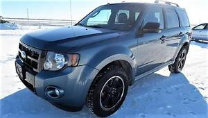2012 Ford Escape XLT with Heated Leather Seats & Sunroof