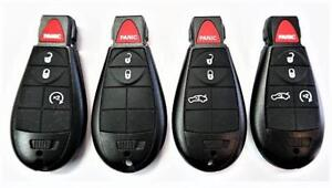 Dodge Car Truck Keys (Code: 1YZ-C01C) Teardrop style