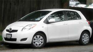 "2008 Toyota Yaris ""LE""-ONLY 77,000 KM-LOADED-LIKE NEW RARE FIND!"