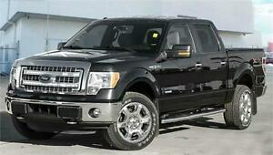 2014 Ford F-150 XLT 4x4 EcoBoost ~ Back-up Cam ~ Only $232 B/W