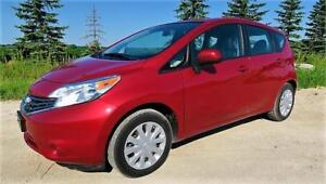 2014 Nissan Versa Note SV with Bluetooth - Accident FREE!