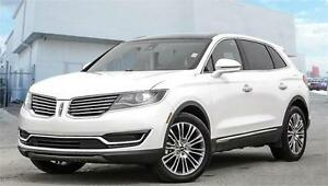 2016 Lincoln MKX Reserve AWD V-6 LUXURY ~ WARRANTY!!!  $324 b/w