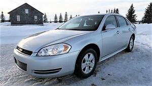 2011 Chevrolet Impala LT with Command Start!