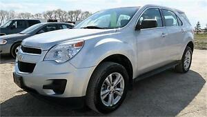2010 Chevrolet Equinox LS - 90 Day Powertrain Warranty Included!