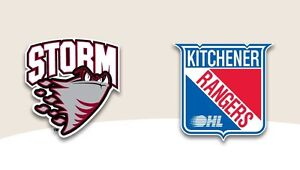 Kitchener rangers tickets for Tuesday Feb 28