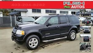 2005 Ford Explorer Limited 4X4 V-8 **LEATHER, ADVANCED SAFETY**