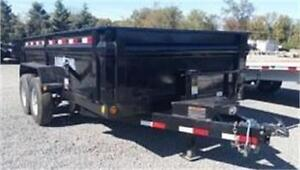 2015 Dump Trailer......BAD CREDIT FINANCING AVAILABLE!!