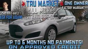 2014 Ford Fiesta SE *ONE OWNER *FACTORY WARRANTY!!