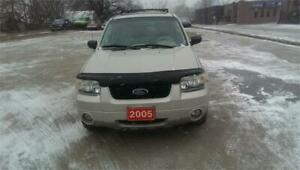 2005 Ford Escape Limited 4X4