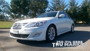 HYUNDAI GENESIS *Factory Warranty, One Owner, Only 66615 Kms*