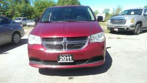 2011 Dodge Grand Caravan SE/ BLUETOOTH