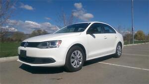 2013 VW JETTA *LOW KMS, FACTORY WARRANTY, ONE OWNER*