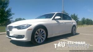 39862 KM WOW! 320i XDRIVE {One Owner} Factory Warranty!