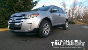 2014 FORD EDGE SE *ONE OWNER, FACTORY WARRANTY, ONLY 41,466KMS*