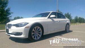 35000KM WOW! 320i XDRIVE {One Owner} Factory Warranty!
