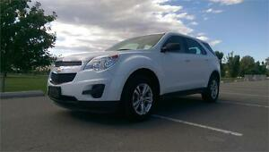 2015 CHEVROLET EQUINOX *AWD, ONE OWNER, FACTORY WARRANTY*
