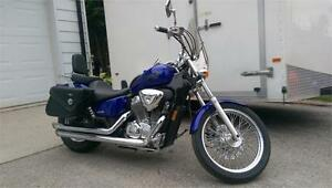 Preowned 2005 Honda Shadow 600 VLX