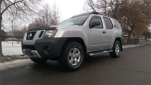 2012 NISSAN XTERRA 4X4 *LOW KMS, ONE OWNER*