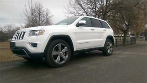 2015 JEEP GRAND CHEROKEE LIMITED *FACTORY WARRANTY, ONE OWNER*