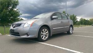 2012 NISSAN SENTRA *ONLY 63,054 KMS, ONE OWNER SUNROOF*