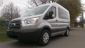2016 FORD TRANSIT *ONE OWNER, FACTORY WARRANTY*