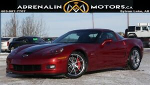 2008 Chevrolet Corvette Z06 WIL COOKSEY LIMITED EDITION