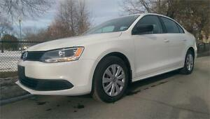 2013 VW JETTA *LOW KMS, FACTORY WARRANTY, ONE OWNER*