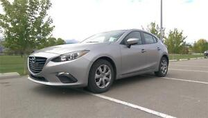 MAZDA 3 SPORT *FACTORY WARRANTY, ONE OWNER*