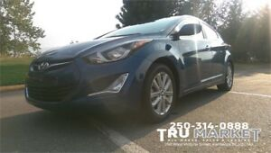 2016 HYUNDAI ELANTRA SPORT *ONE OWNER, FACTORY WARRANTY*