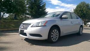 2014 NISSAN SENTRA *ONE OWNER, FACTORY WARRANTY*