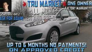 2014 Ford Fiesta SE *ONE OWNER *FACTORY WARRANTY!!