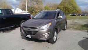 2011 Hyundai Tucson GLS/ BLUETOOTH