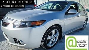 2012 Acura TSX avec groupe Premium, À PARTIR DE 69$/SEM 100% APP