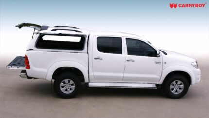 Wanted - Carryboy canopy rails - sr5 hilux Echuca Campaspe Area Preview