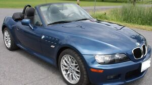 BMW Z3 Roadster convertible with m options low mileage