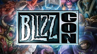 (TWO) Blizzcon 2017 General Admission Tickets & Goody Bags (Experienced Seller)