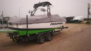 NEW 2018 MOOMBA CRAZ WITH RAPTOR 6.2 AND TANDEM TRAILER
