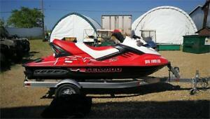 2008 Seadoo RXT 215 water ready !124 hours .