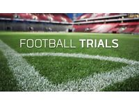 GIRLS FOOTBALL TEAM TRIALS U14